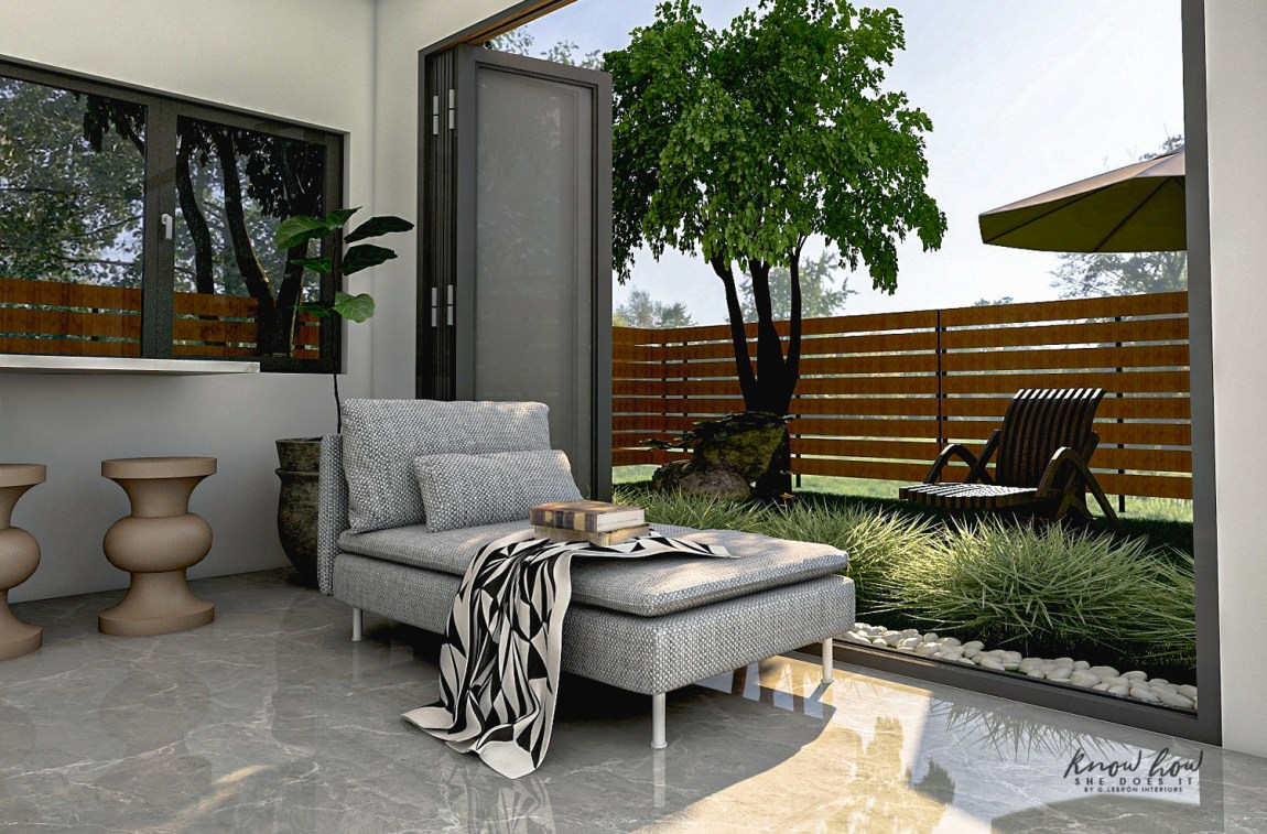 Virtual Guest House Chaise Lounge 2