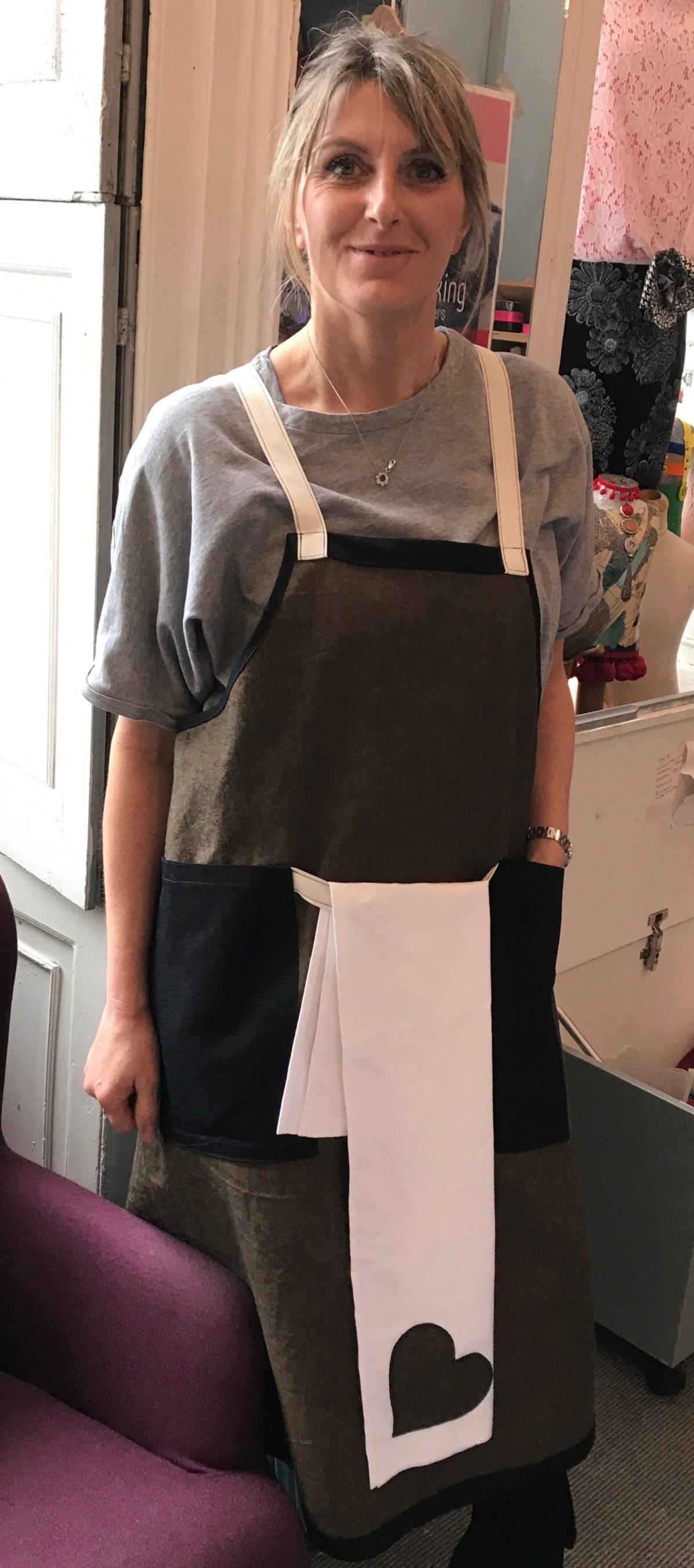 unisex apron