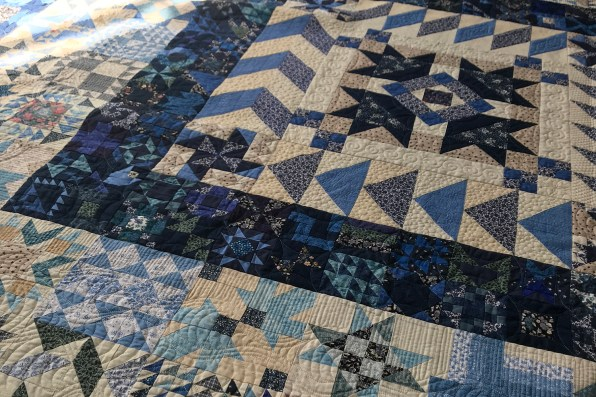 Learn to Sew Quilt