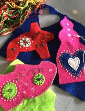 Hand-embroidery-christmas