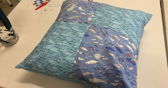 Sew-A-Patchwork-Cushion