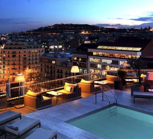 terraza majestic barcelona