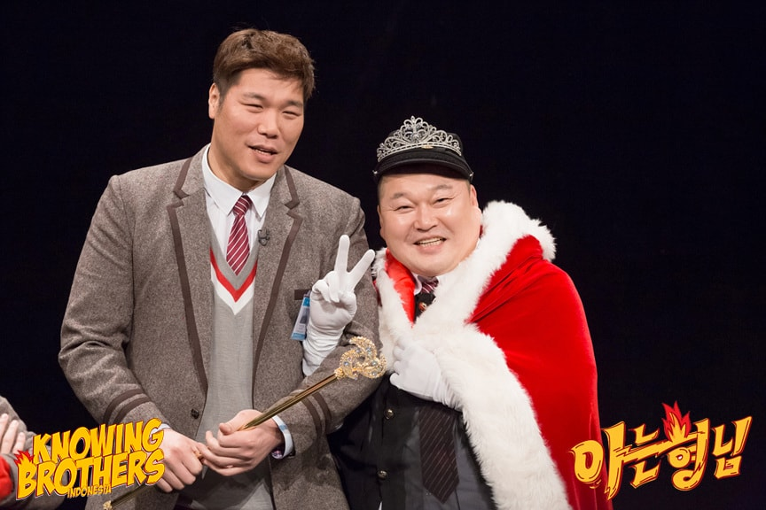 Nonton streaming online & download Knowing Bros eps 107 Spesial Akhir Tahun subtitle bahasa Indonesia