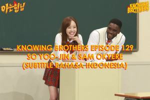 Knowing-Brothers-129-So-Yoo-jin-Sam-Okyere