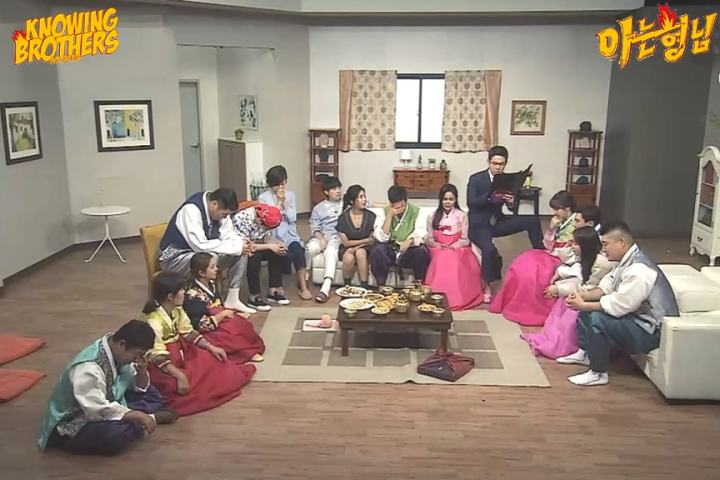 Knowing Brothers eps 42 – Spesial Chuseok