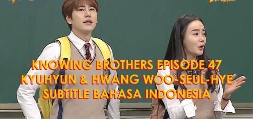 Knowing-Brothers-47-Kyuhyun-Super-Junior-Hwang-Woo-seul-hye