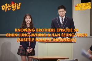 Knowing-Brothers-54-Chun-Jung-myung-Han-Seung-yeon
