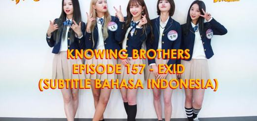 Knowing Brothers 157 - EXID