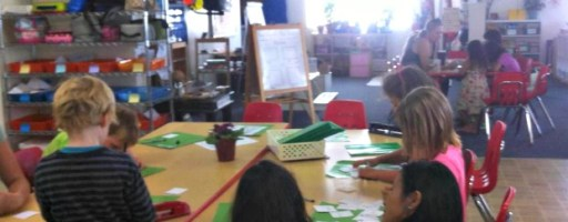 FROM UNDER OUR BIG TREE: Week 6/Year 4 (5 to 7 Class)