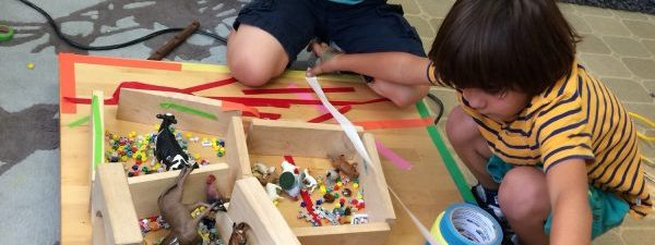 Weekly Newsletter #11: Acorns in the Garden (5 Year Old Class)