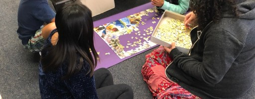 Weekly Newsletter #12: Connection First, Commitment Next (Redwoods, Ages 7-9)