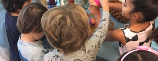 Weekly Newsletter #19: Acorns (Ages 5-6)