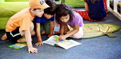TKG Summer CAMP – Reading & Collaboration Skills (Ages 6/7)