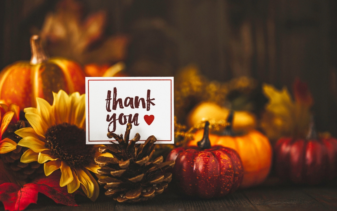 Thanksgiving Wishes And A Few Small Gifts In The Know Caregiver Training