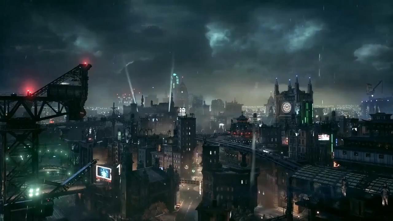 New Batman Arkham Knight Trailer And Screenshots Know