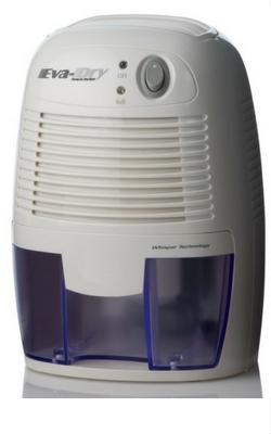 Desiccant Dehumidifier - Eva-dry Edv-1100 Electric Petite