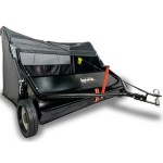 Agri-Fab 45-0522 Tow Behind Lawn Sweeper, 52-inch