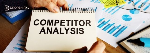 competitor analysis help you choose hot dropship products to sell at a profit