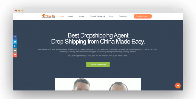 Figure 2 Best Dropshipping Suppliers NicheDropshipping