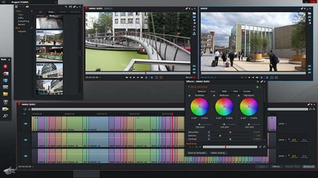Lightworks Video Editing Software