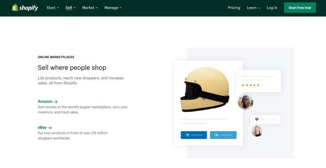 builc online store Shopify
