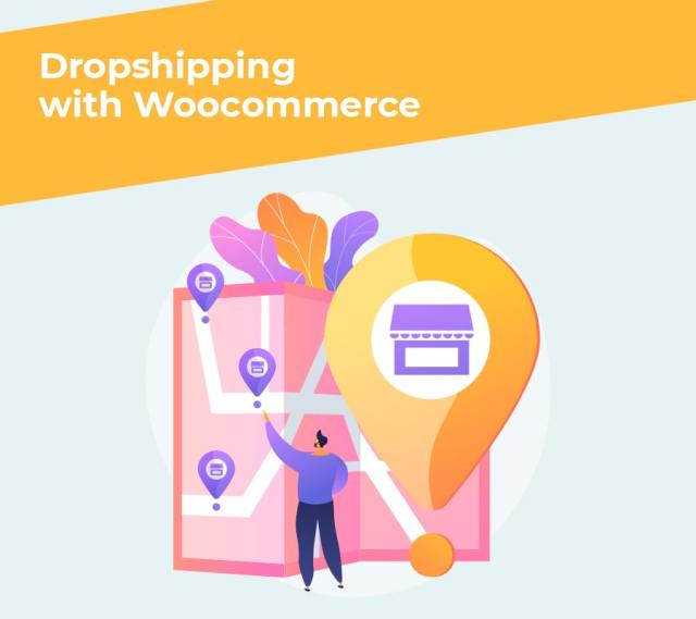 Dropshipping in addition to woocommerce min