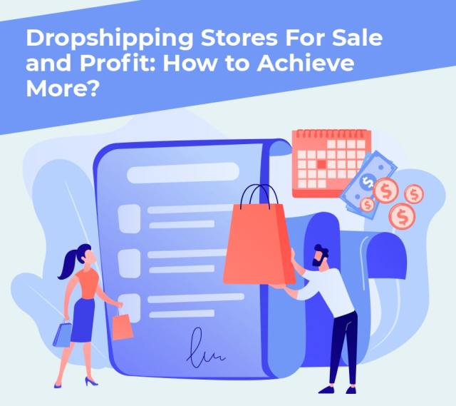 Dropshipping saves for sale and profits how to achieve further min