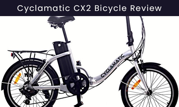 cyclamatic cx2 bicycle review - hotgadgetsinfo.com