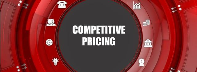 pricing competitiveness