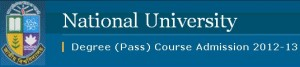 degree result 2014
