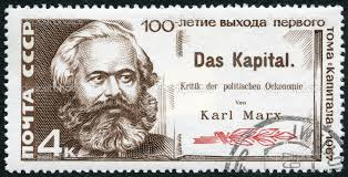 Karl Marx life in london