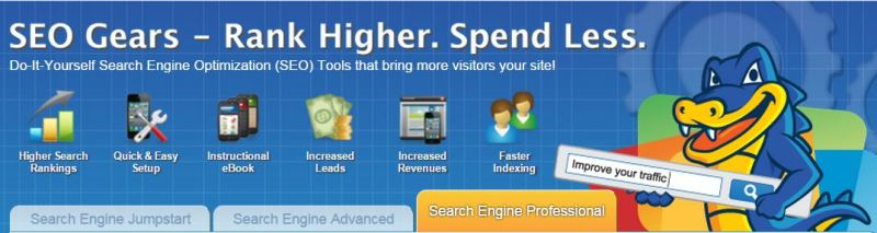 Hostgator Features List Overview SEO Gears