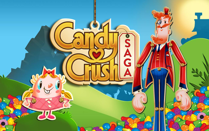 Top 10 Android Games of All Time Candy Crush Saga