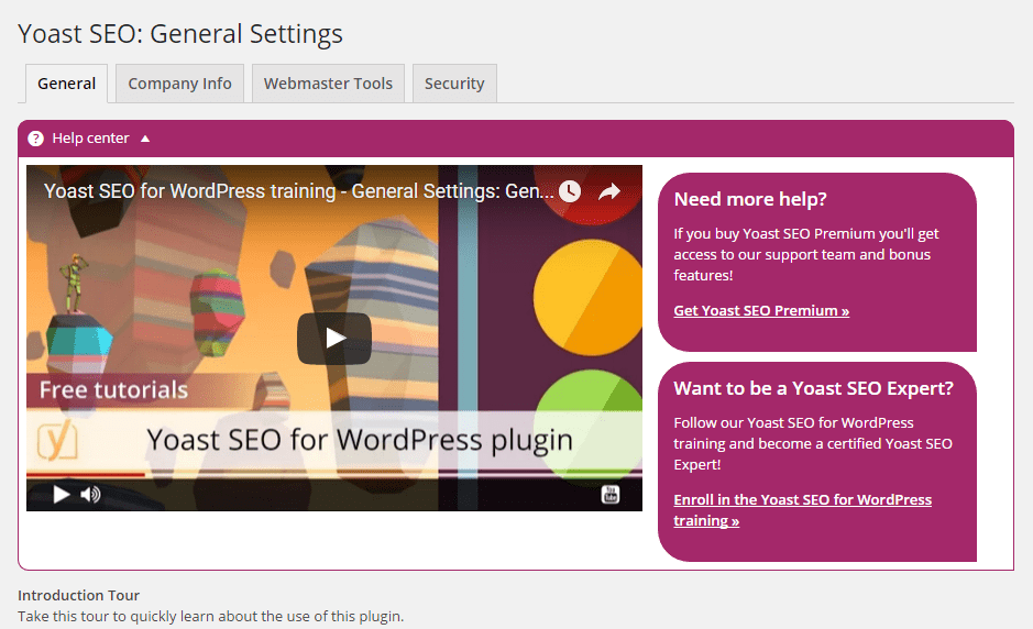 Yoast SEO 3.2 Quick Review New Help Center