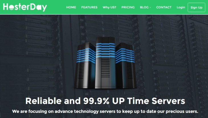HosterDay Web Hosting Review