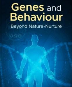 Genes and Behaviour: Beyond Nature-Nurture 1st Edition