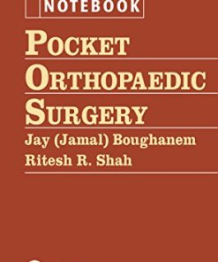 Pocket Orthopaedic Surgery (Pocket Notebook Series)-First Edition