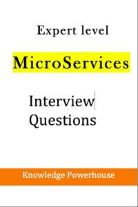 Microservices Interview Questions Book