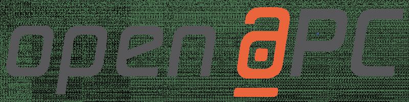 The openAPC Logo.