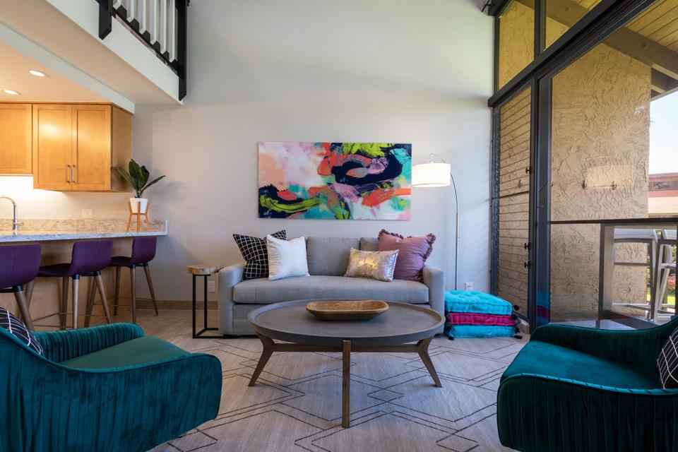 Luana Kai B309 Condo For Rent Knowles Maui