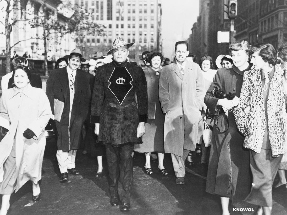 West Side New York City 1950