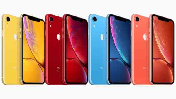 iPhone 11 vs iPhone XR: Apple's Entry-level Phones Face ...