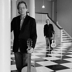 Knoxville Guitar Society: Duo Sudeste