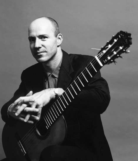 Knoxville Guitar Society: Frank Bungarten