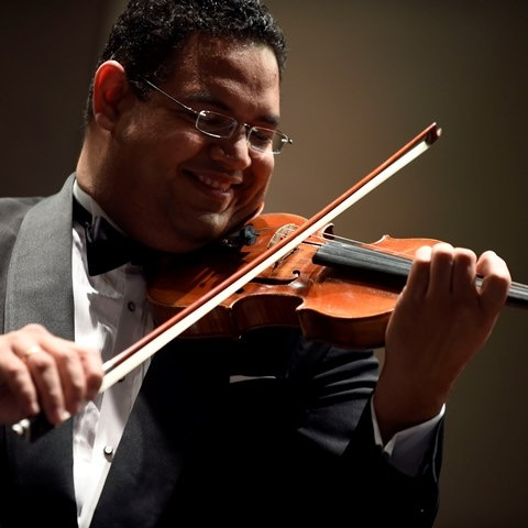 Knoxville Symphony Orchestra: Bach Concerto for Two Violins