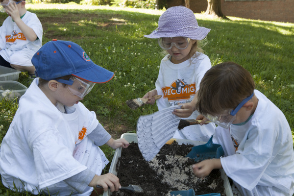 McClung Museum of Natural History and Culture:Summer Camps