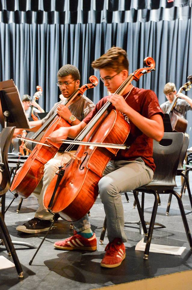 Knoxville Symphony Orchestra 24th Annual Summer String Camp