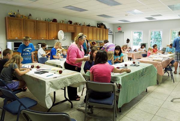 Art Guild at Fairfield Glade: Summer Children's Art Program
