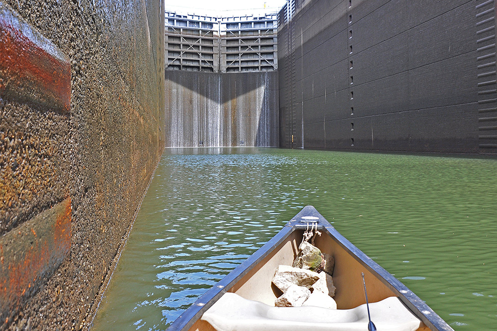 What To Expect If You Lock Through Watts Bar Damin A