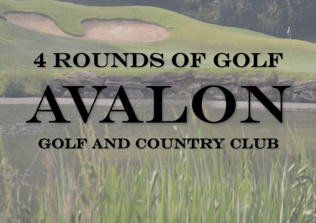 Avalon Golf and Country Club